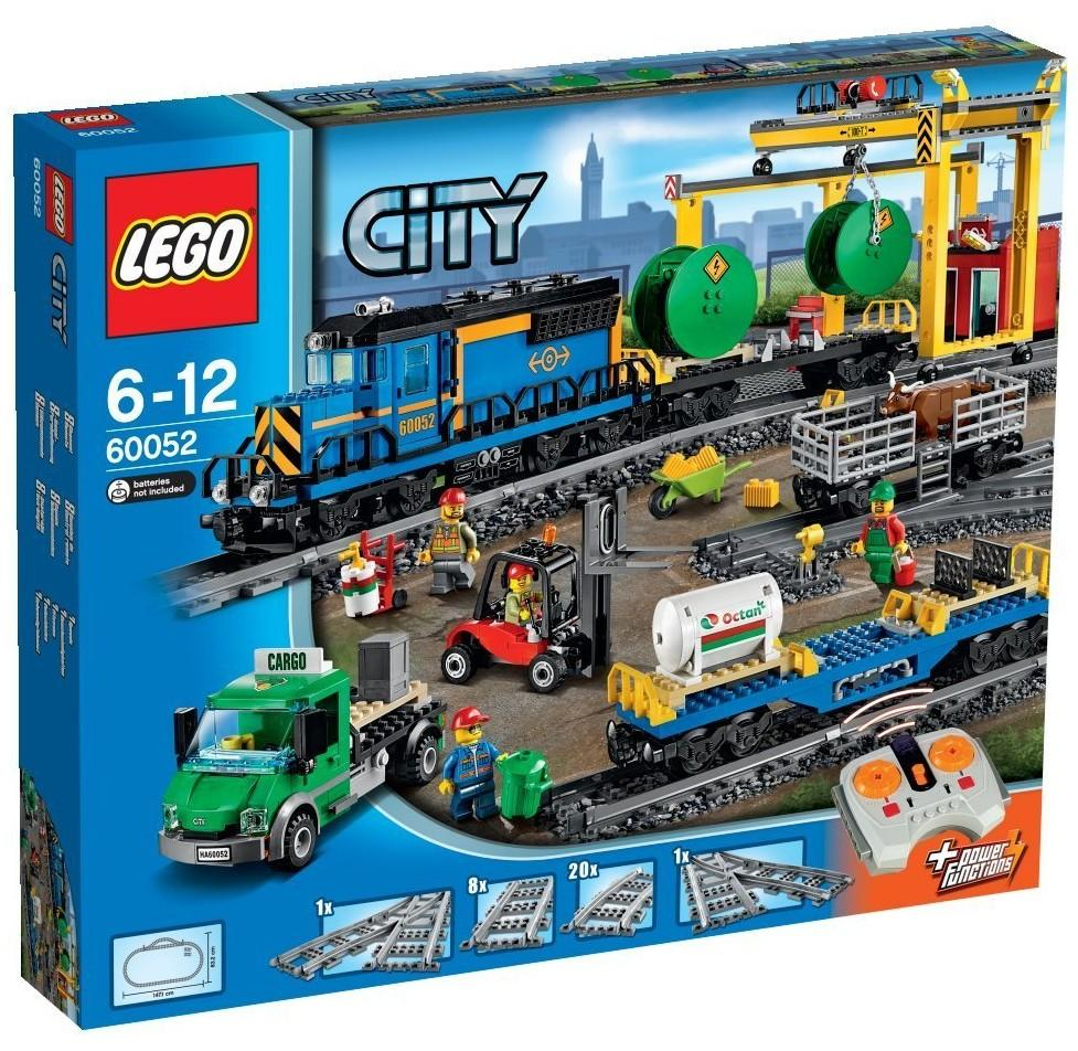 Lego City Cargo Train (60052)