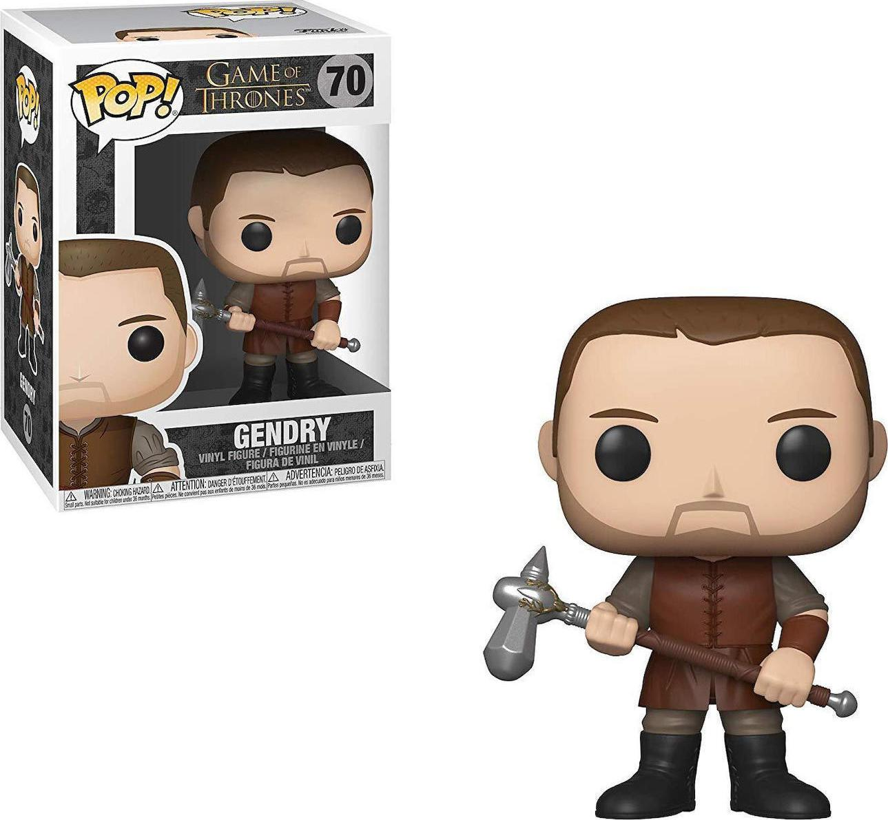 POP! Game of Thrones - Gendry (70) Vinyl Figure
