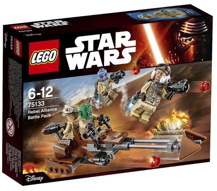 Lego Star Wars Rebel Alliance Battle Pack