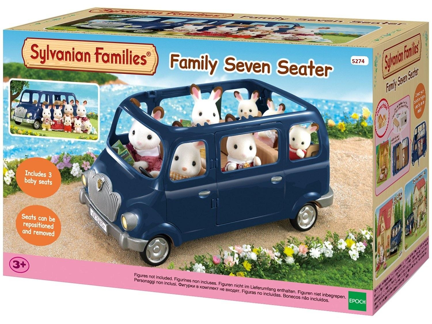 Sylvanian Families Family Seven Seater (5274)