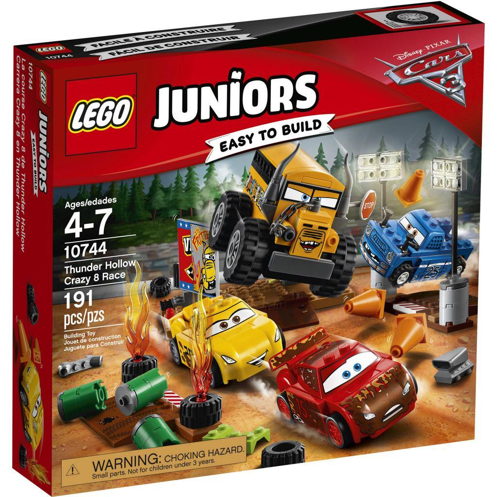 Lego Juniors Thunder Hollow Crazy 8 Race (10744)