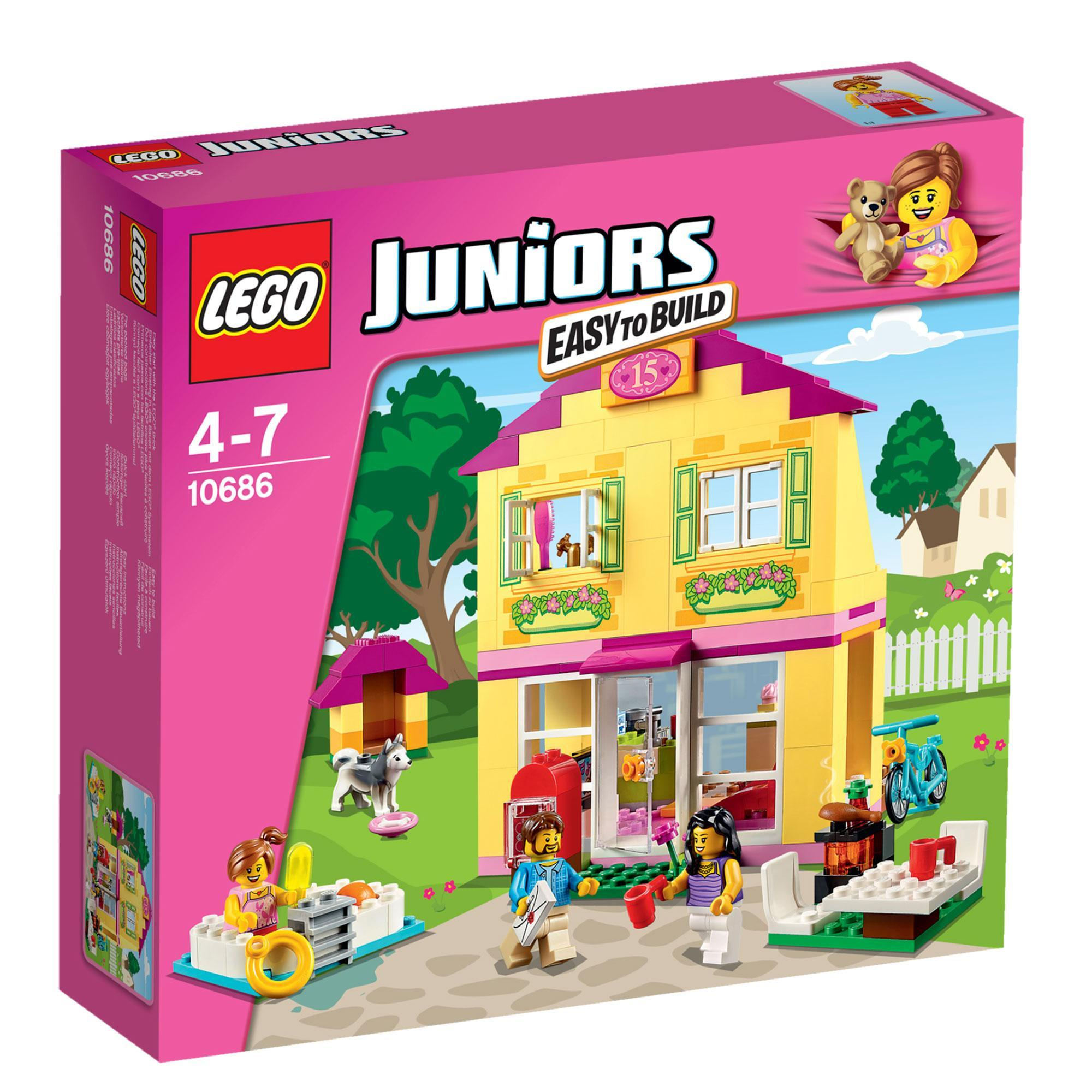 Lego Junios Family House