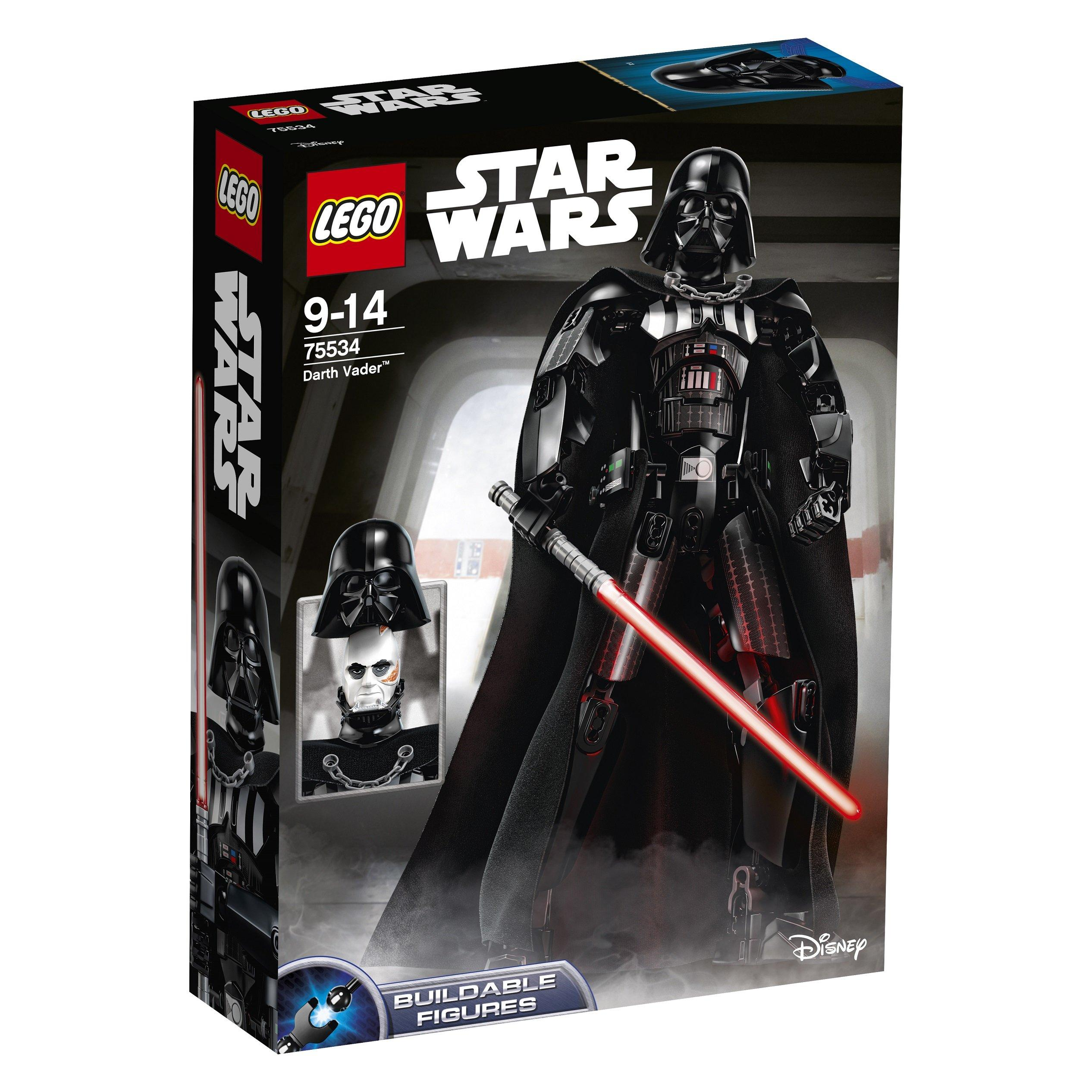 Lego Star Wars Darth Vader (75534)