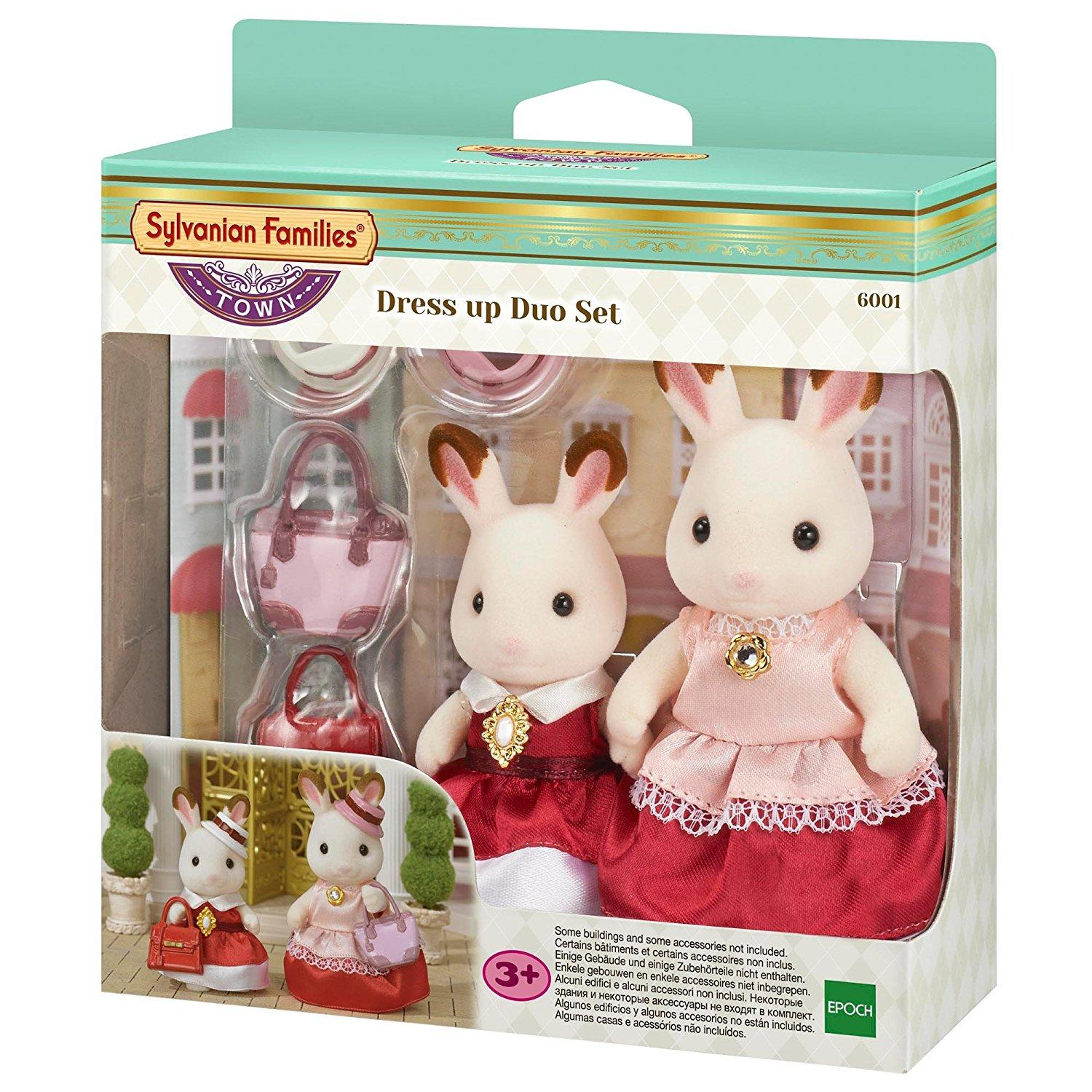 Sylvanian Families Dress Up Duo Set (6001)