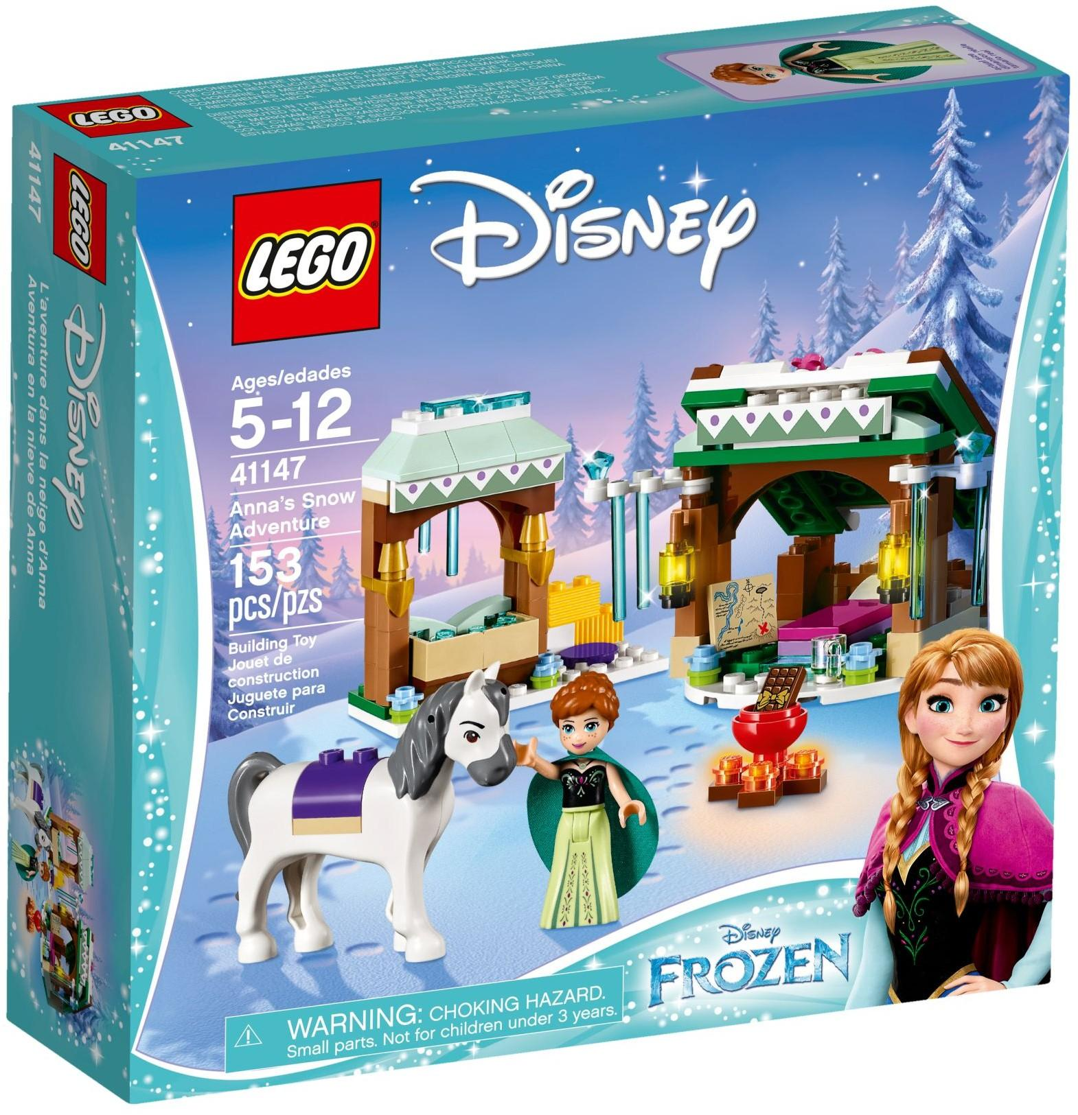 Lego Disney Princess Anna's Snow Adventure