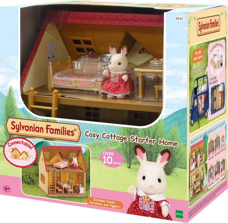 Sylvanian Families Cosy Cottage Starter Home (5242)
