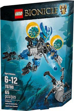 Lego Bionicle Protector of Water