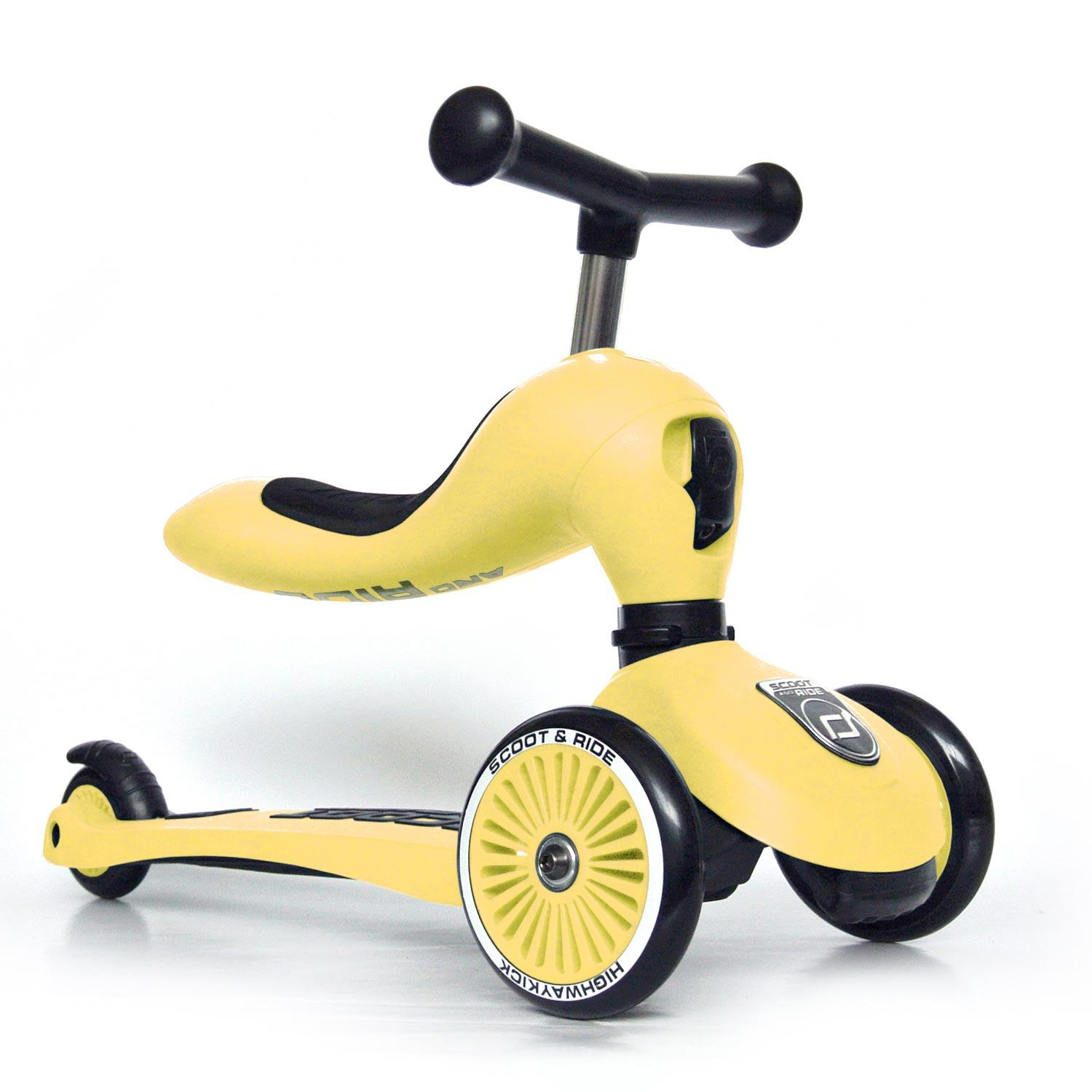 Scoot and Ride Πατίνι Highwaykick 1 Lemon (96354)