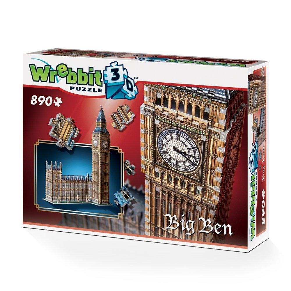 Puzzle 3d Big Ben & House of Parliament (34504)