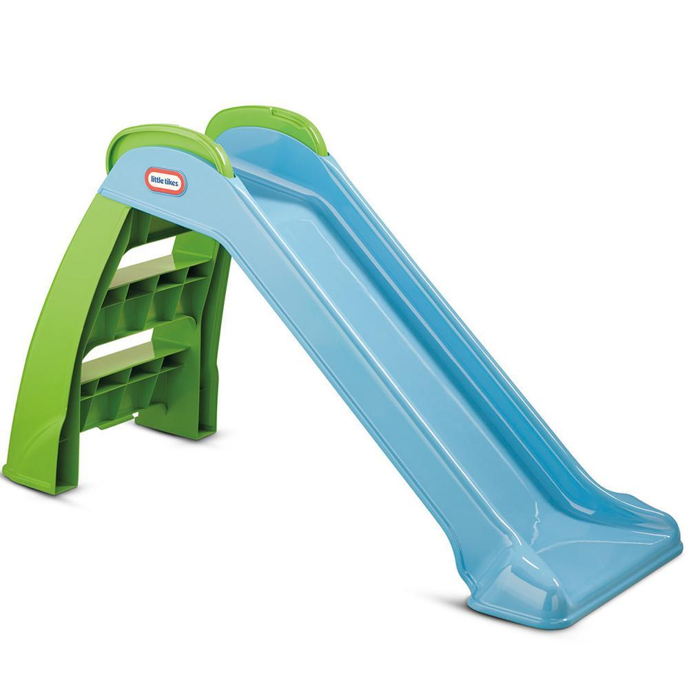 Little Tikes Τσουλήθρα First Slide Blue Green (172403)